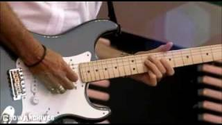 "Sheryl Crow & Eric Clapton - ""Tulsa Time"" (Live, 2007) with Albert Lee & Vince Gill -"