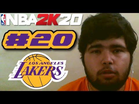 JOSE WITH 30+ POINTS GAMES STREAK - NBA 2K20 MY CAREER
