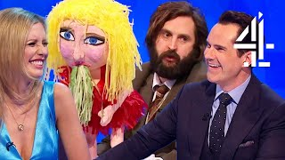 Joe Wilkinson's Hilarious Piñata Mascots | 8 Out of 10 Cats Does Countdown