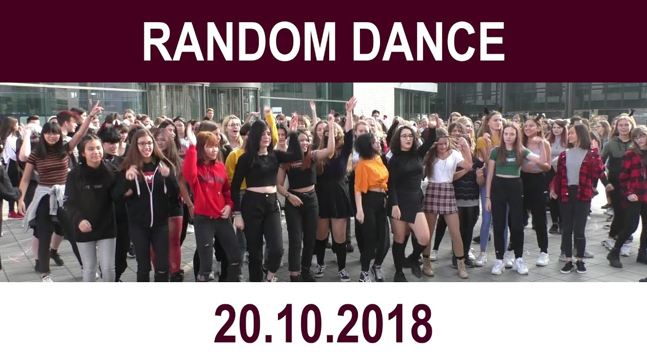 PART 7 1] KPOP RANDOM DANCE GAME | STUTTGART GERMANY | 20 10