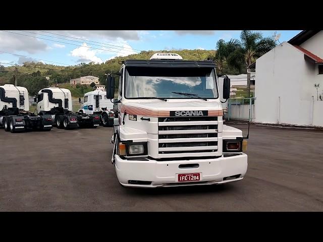 Vídeo do caminhão T112 HS 4x2, Cooler
