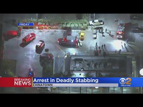 Man Arrested For Deadly Stabbing In Burger King Parking Lot