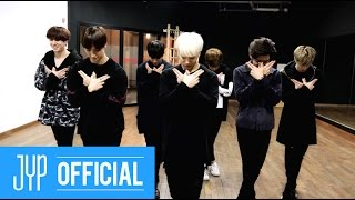 "GOT7 ""Fly"" Dance Practice (Fly High Ver.)"