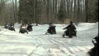 Bear Valley Snowmobile, CA - ISMA SAFETY MESSAGES
