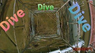 I'm back for some redemption. crazy dive, insane gopro rescue + sketchy dvr bunus dive at the end.