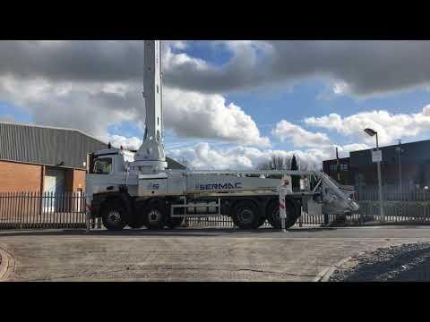 Sermac 5Z42 Concrete Pump