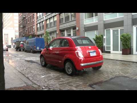 2012 Fiat 500C test drive and review