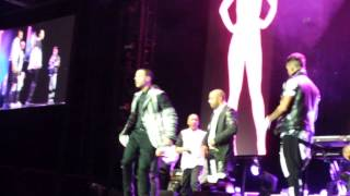 JLS Have Your Way Glasgow SSE hydro Goodbye The Greatest Hits Tour 2013