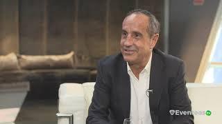 Eventeas TV: Entrevista a Luis Galindo - CONFERENCIANTE MOTIVACIONAL (1/2)