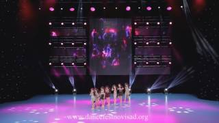 AQUA | WILDLINGS - kids contemporary group , Dance Fest Novi Sad 2016