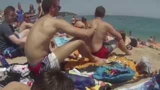 preview picture of video 'Lloret de Mar Aftermovie (Juni 2014)  | Jam! Reisen'