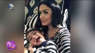 Teo Show (09.10.2018) - Andreea Mantea si fiul sau, David, joaca in mijlocul centrului comercial!