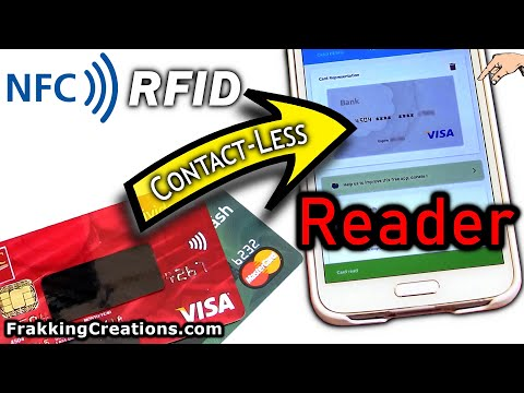 Stealing Credit Debit ATM Card Data...Hack Proof Cards NOW: Bastion NFC Protection!
