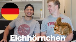 The 10 HARDEST GERMAN WORDS to Pronounce! - dooclip.me