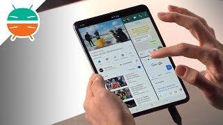 Samsung Galaxy Fold: Il FUTURO è PIEGHEVOLE?