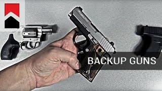 Backup Guns