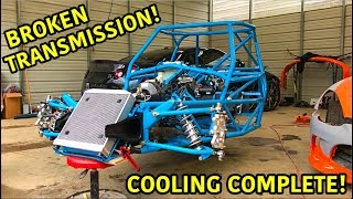 Turning A Salvaged Car Into A Street Legal Race Car Part 5