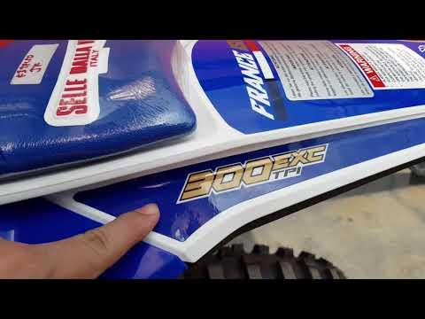 2018 KTM 300 EXC TPI SIX DAYS #MXGP