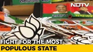 Winning Uttar Pradesh: 5 Simple Graphics That Explain The Math