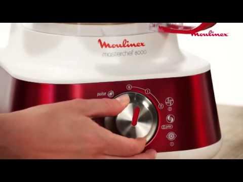 Robot cuisine Masterchef 5000/8000 Moulinex sur MaSpatule.com