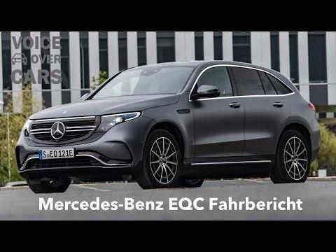 2019 Mercedes-Benz EQC Fahrbericht Test Review Kritik Meinung Verbrauch Reichweite Preis - Deutsch