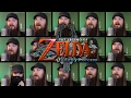Zelda Twilight Princess : Title Theme vocals Acapella