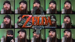 Zelda: Twilight Princess - Title Theme Acapella