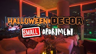 Halloween Decorations For Small Apartment - Halloween Party