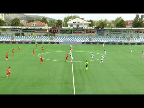 Coppa Italia: Entella-Albinoleffe 2-0