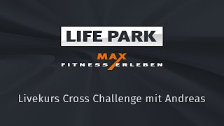 Cross Challenge mit Andreas (Livemitschnitt vom 13.5.2020)