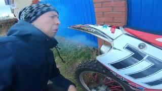 Настройка мотоцикла на холодные (отрицательные) температуры