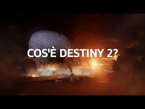 Destiny 2 – Trailer ufficiale