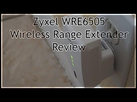 ᐅ Zyxel WRE6505 v2 Test 2019 ⇒ aktueller Testbericht mit Video