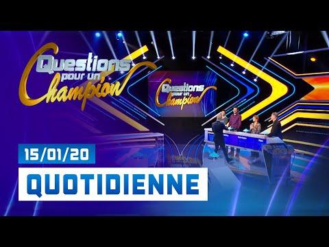 Geneviève, nouvelle championne tente une 2ème victoire !