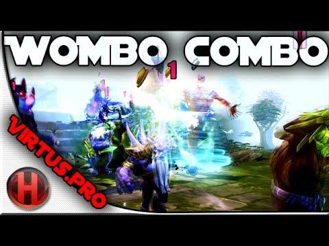 Dota 2: wombo combo tuyệt đẹp ^^