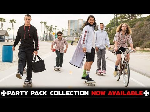 "Independent Trucks ""Party Pack"" Banner Collection - Independent Trucks"