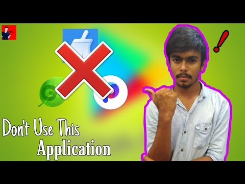 Harmful Apps (some third parties) - இந்த Apps ஆபத்தானது BY SMART FAROOQ தமிழ்