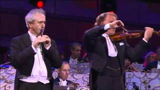 Andre Rieu   Australian Pipe Band - Scotland the Brave   Amazing Grace 2008 - YouTube.flv