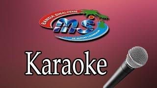 Karaoke - Amor Express - Banda MS