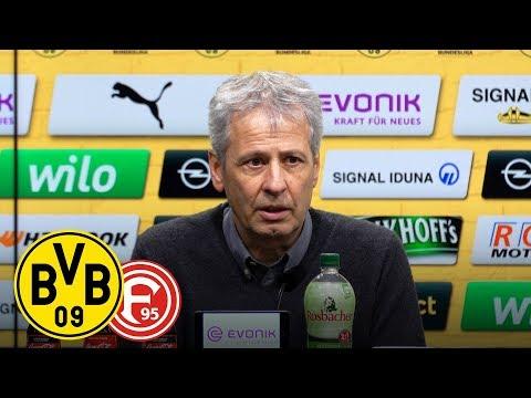 """""""Insgesamt haben wir das sehr gut gemacht!""""   Die PK nach BVB - Fortuna Düsseldorf"""