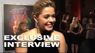 Саша Питерс, Inherent Vice: Sasha Pieterse Exclusive Premiere Interview