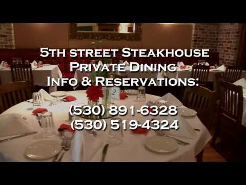 5th Street Steakhouse Banquet Room Tour