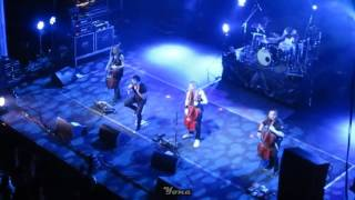 Apocalyptica - Hole in my soul 9122015
