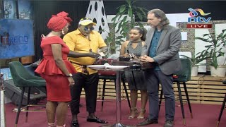 'Wash wash' business: Terence Creative and crew on #theTrend | FULL VIDEO