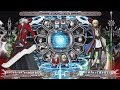 Blazblue: Calamity Trigger All Characters ps3