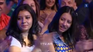 Razmik Amyan & Harout Pamboukjian - AY GETAK