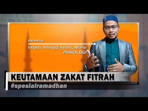 Keutamaan Zakat Fitrah