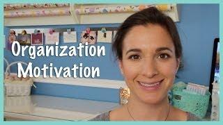 Organization Motivation: How I Get Back On Track