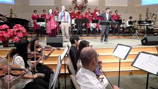 Hark The Herald Angel Sing A  - West Houston Chinese Church 2011