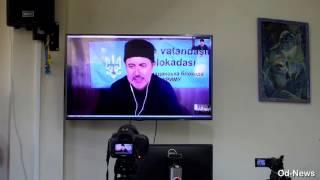 Ленур Ислямов о блокаде Крыма.